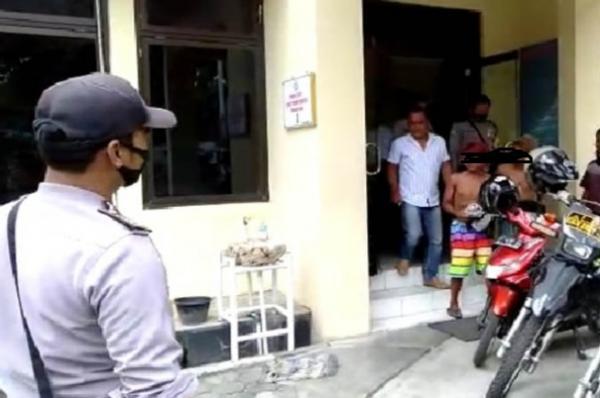 2 Anak di Bawah Umur Tertangkap Mencuri Sepeda Motor di Gunungkidul