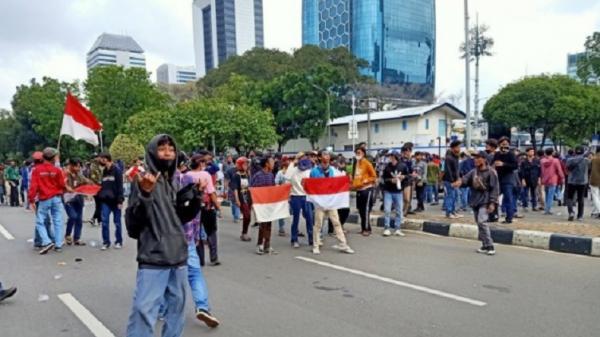 Polisi Buru Aktor Intelektual Penggerak Demo Rusuh Pelajar STM