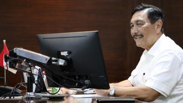 Bicara dengan Jokowi, Luhut Pastikan Lumbung Ikan Ambon Segera Dibangun