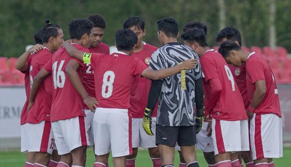 Timnas Indonesia U-19 Pesta Gol ke Gawang Hajduk Split