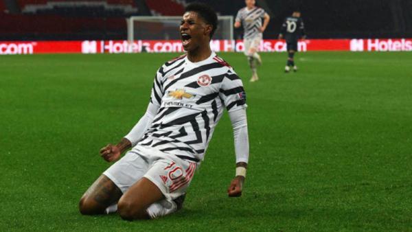 PSG Vs Manchester United: Gol Marcus Rashford Jadi Penentu Hasil Akhir