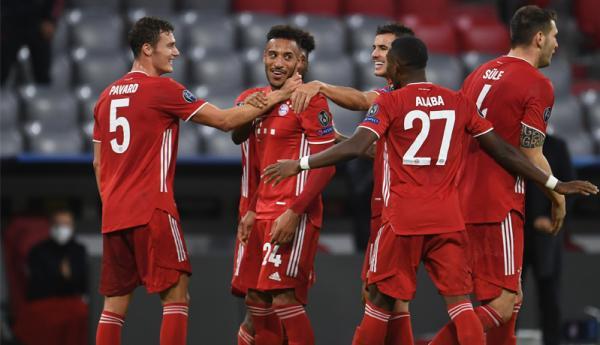 Bayern Munchen Vs Atletico Madrid: Juara Bertahan Pesta Gol