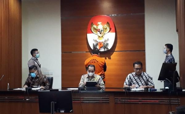 Jadi Tersangka KPK sejak April 2019, Wali Kota Tasikmalaya Budi Budiman Akhirnya Ditahan