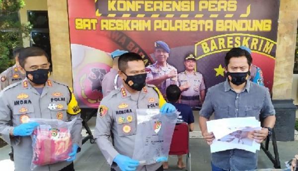 Ini Motif Pembunuhan Sadis Ibu Hamil 7 Bulan di Bandung
