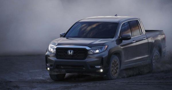 Tak Ingin Kalah Saing, Honda Segarkan Pick Up Ridgeline di Amerika Serikat