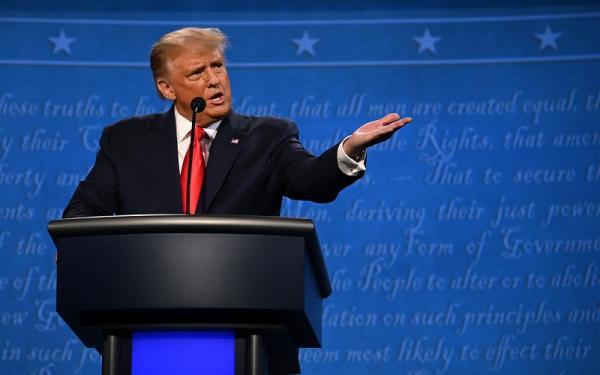 Pengusaha Inggris Bertaruh Rp73 Miliar untuk Kemenangan Donald Trump