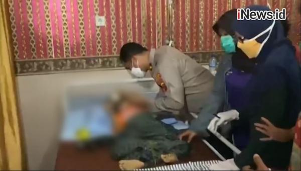 Video Bocah 4 Tahun Disiksa Paman dan Bibi, Korban Dirawat di RS Medan