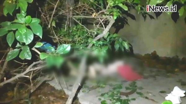Video Penemuan Mayat Pria Hangus Terbakar Gegerkan Warga Sawah Besar Jakarta