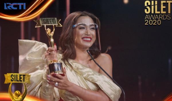 Daftar Pemenang Silet Awards 2020, Jessica Iskandar Menangkan Asmara dan Kehidupan Tersilet