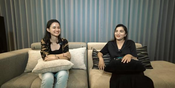 Jalin Cinta dengan Azriel Hermansyah, Sarah Menzel Nyaman: Padahal Baru Pertama Kali Pacaran