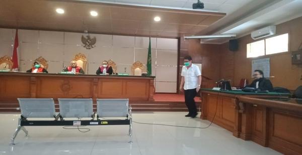 Terbukti Korupsi RTH, Eks Kepala DPKAD Pemkot Bandung Divonis 4 Tahun Penjara