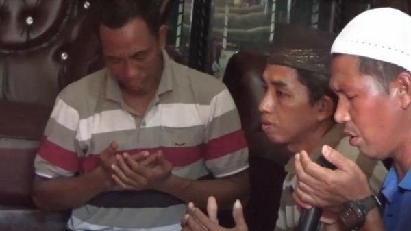 Hari ke-18 Bocah Hilang di Langkat, Keluarga Menangis saat Zikir dan Doa Bersama