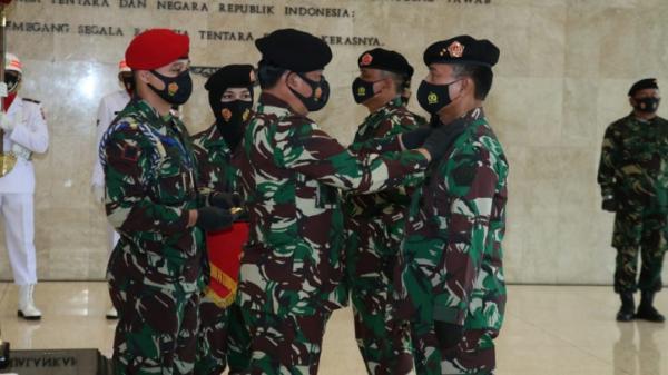 Dimutasi, Jenderal Lulusan Penugasan Moskow Jabat Danjen Akademi TNI