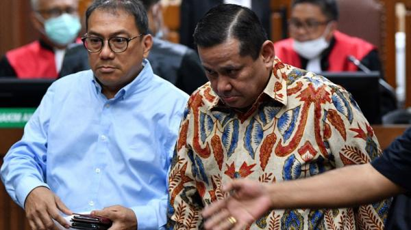 Kasus Red Notice Djoko Tjandra, Tommy Sumardi Bantah Seret Nama Kabareskrim dan Azis Syamsuddin