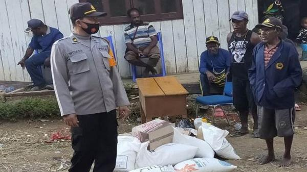 Polisi Datangi Tokoh di Tolikara, Bicara soal Surga Kecil di Tanah Papua