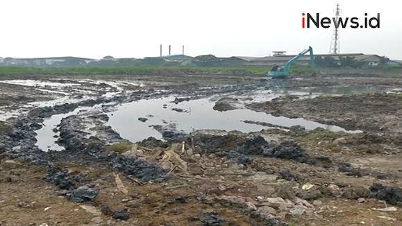 Video Pembangunan Waduk Belibis Sudah 30 Persen, Selesai Akhir November 2020