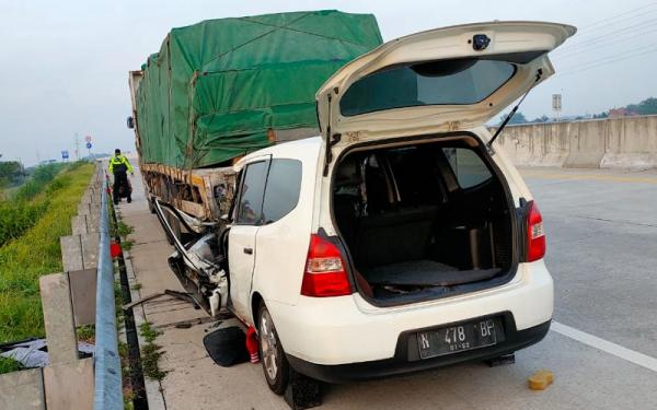 Sopir Mengantuk Diduga Penyebab Kecelakaan Maut Tewaskan Anggota DPRD Kabupaten Malang
