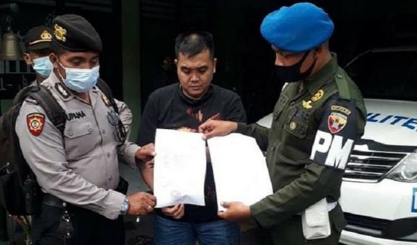 Mengaku Kapten, Oknum TNI Gadungan di Bali Tipu Calon Mertua Rp10 Juta