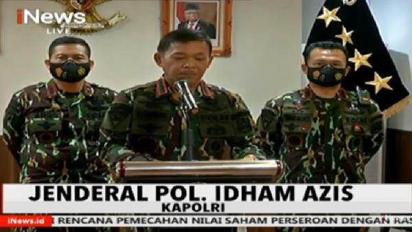 Begini Doa Kapolri agar Masyarakat Indonesia Segera Terhindar dari Wabah Covid