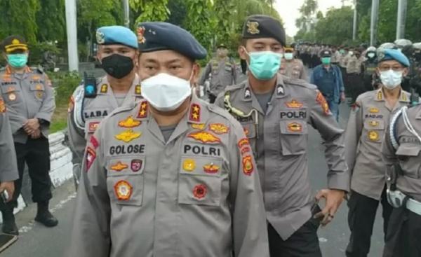 Sosok Irjen Pol Petrus Golose, Jenderal Kawanua yang Dilantik Jokowi Jadi Kepala BNN