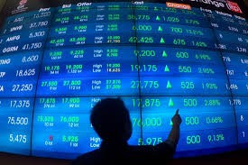 Asing Borong saham BBCA dan BBRI, IHSG Ditutup Menguat 2,07 Persen