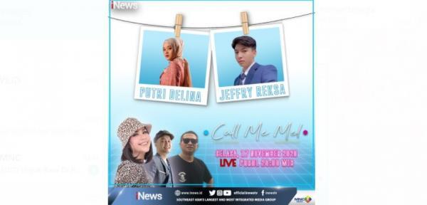 Call Me Mel iNews Pukul 20.00: Anak Sule Putri Delina Siap Nikah dengan Artis TikTok Jeffry Reksa?