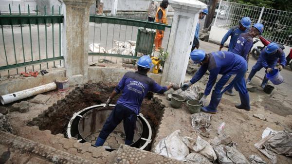 Pemprov DKI Anggarkan Rp400 Miliar untuk Bangun 300.000 Sumur Resapan