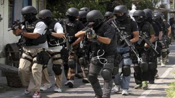 Densus 88 Tangkap Terduga Teroris di Cibinong Bogor, Polda Jabar Hanya Back Up Pengamanan