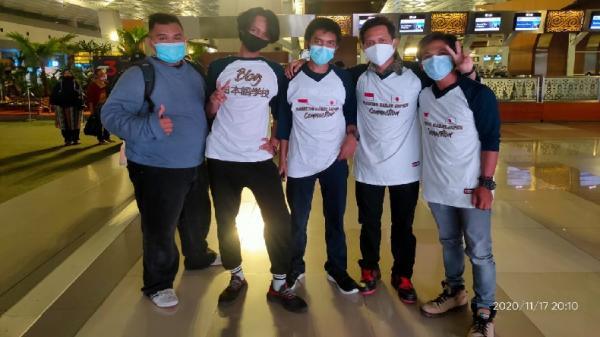 8 Mahasiswa asal Bandung Barat Dikirim ke Universitas Hiroshima Jepang