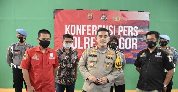 Polsek Didemo FPI, Kapolres Bogor: Kalau Tidak Puas Silakan Praperadilan