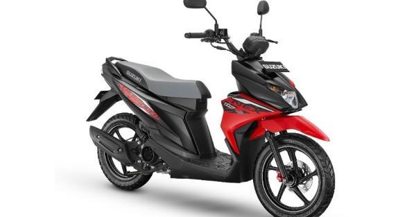 Suzuki Motor Diam-Diam Rilis Nex Varian Terbaru, Berdesain Crossover