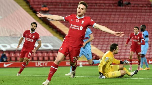 Liverpool Dapat Kabar Bagus, Diogo Jota Segera Kembali Tampil