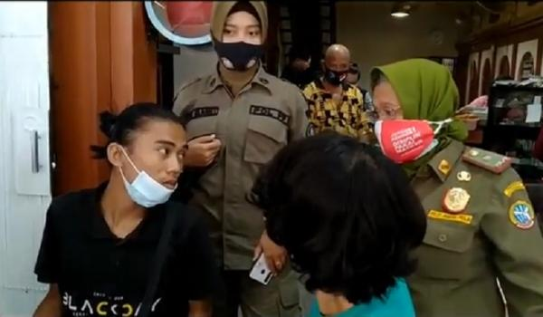 Satgas Covid-19 Menindak 337 Pelanggar Prokes di Pontianak, Total Denda Rp157 Juta