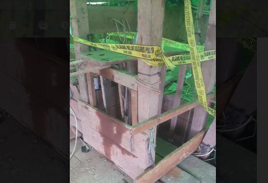 4 Orang Ditangkap karena Diduga Jadi Penambang Emas Ilegal di DAS Peulanggahan Aceh Barat