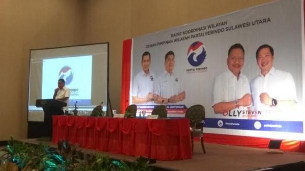 Olly Dondokambey Siap Jadikan Sulut sebagai Super Hub Kawasan Indonesia Timur