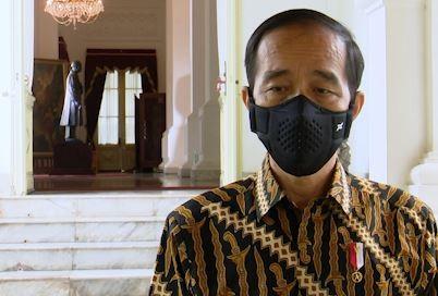 Video Pernyataan Presiden Jokowi atas Penangkapan Menteri KKP Edhy Prabowo