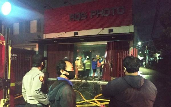 Dua Kebakaran Terjadi di Jakarta Rabu Dini Hari