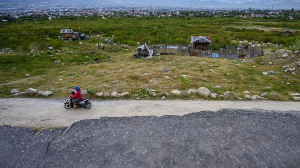Huntap Belum Terealisasi, Warga Nekat Bangun Rumah di Lokasi Likuefaksi Balaroa