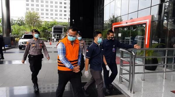 KPK Perpanjang Penahanan Edhy Prabowo dan 3 Tersangka Kasus Ekspor Benih Lobster