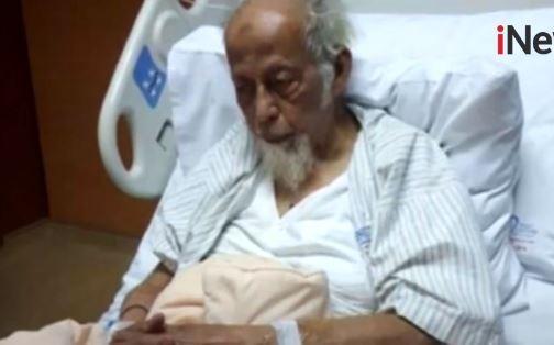 Video Abu Bakar Ba'asyir Dirawat di RSCM dengan Pengawalan Ketat