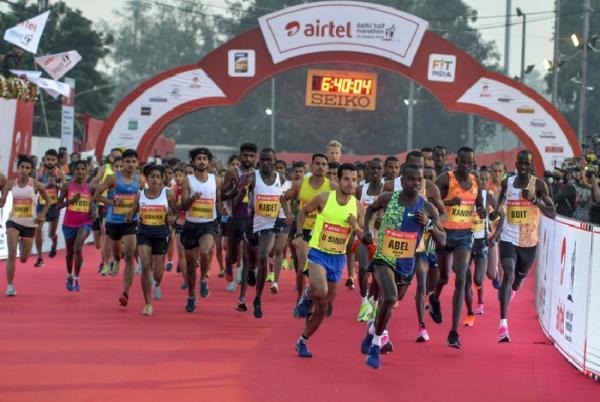 Pakar Kesehatan: Event Lari New Delhi Half-Marathon Berpotensi Jadi Ajang Bunuh Diri Massal