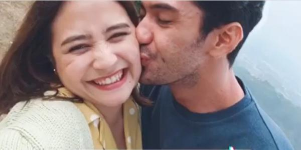 Prilly Latuconsina Dicium Mesra Reza Rahadian, Netizen: Ditunggu Nikahnya, Semoga Tahun Ini