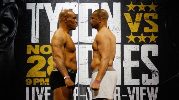 Duel Mike Tyson Vs Roy Jones Jr Akan Berjalan Membosankan?