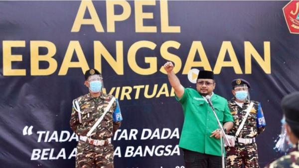 Riwayat Pendidikan Yaqut Cholil Qoumas, Ketua Umum GP Ansor yang Jadi Menteri Agama