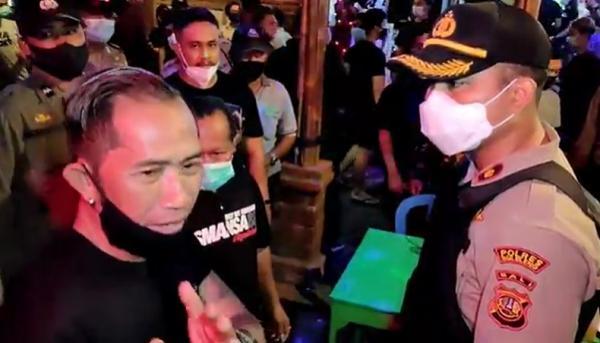 Satgas Covid-19 Buleleng Denda Rp1 Juta Pengusaha Hiburan Malam Pelanggar Prokes