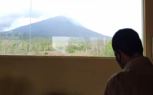 Update Gunung Ile Ape, Petugas: Sudah 40-an Gempa Vulkanik