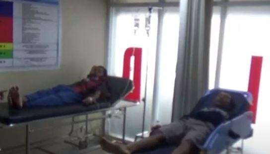 Video 7 Pekerja Proyek Saluran Air Tersambar Petir di Kupang, 3 Tewas