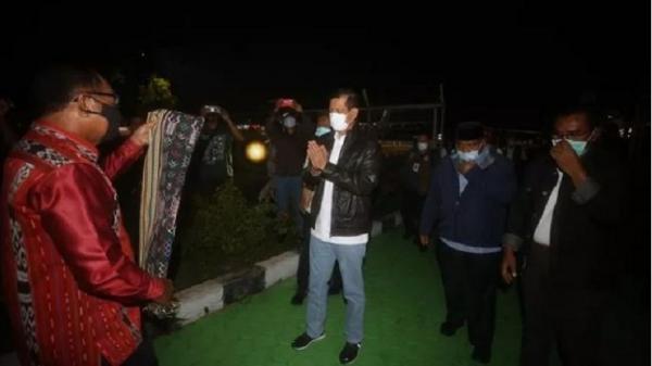 Doni Monardo Terbang ke NTT, Cek Penanganan Korban Erupsi Gunung Ili Lewotolok
