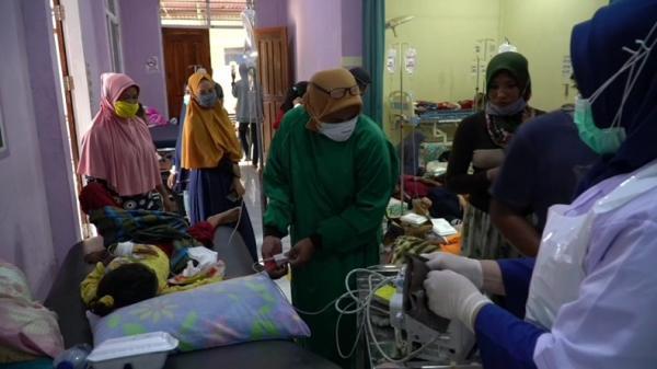 Lebih dari 311 Orang Keracunan Massal di Buton, Pemkab Tetapkan KLB