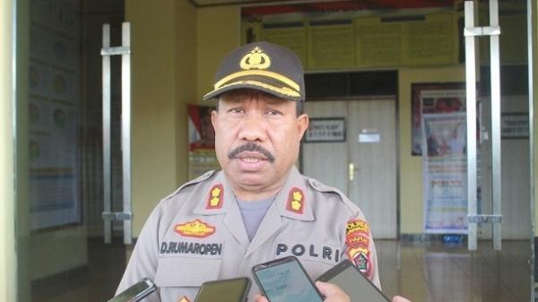 Polisi Ajak Warga Jayawijaya Setop Kebiasaan Bawa Parang di Pusat Kota
